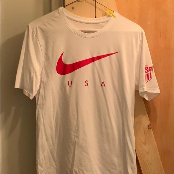 6bb77683fd8 Nike Shirts | Usa Soccer Tshirt | Poshmark